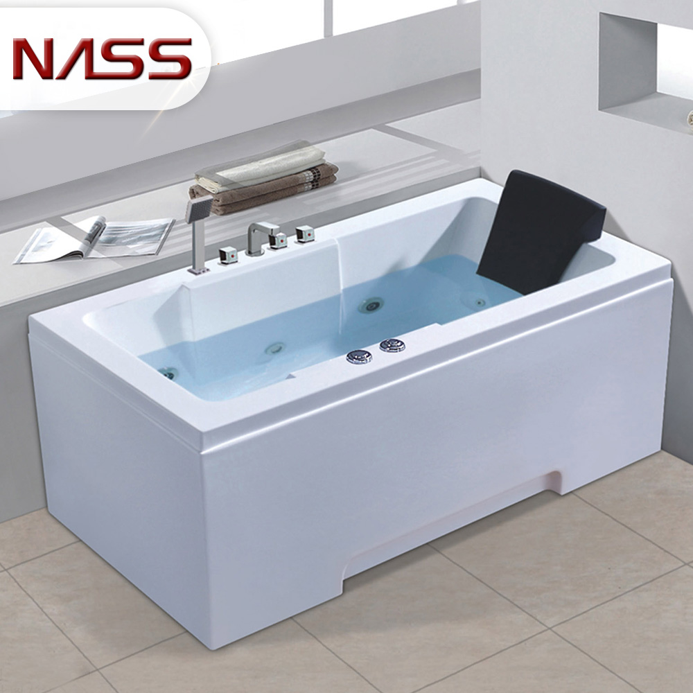 Single Acrylic Hydromassage Bathtub Lowest Price Clear Massage ...