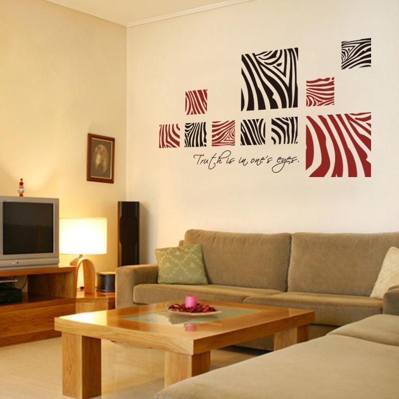 Decoration zebre pas cher for Decoration maison pas cher mode