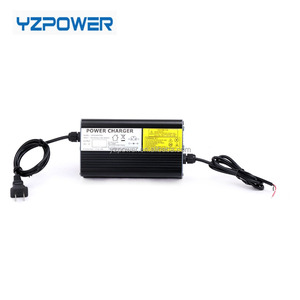 YZPOWER 67.2V 5A 4.5A 4A Lithium Li-ion Battery Charger li ion Chargers For 60V Battery Pack