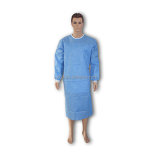 Non-woven Disposable Operation Theatre Surgeon Gown