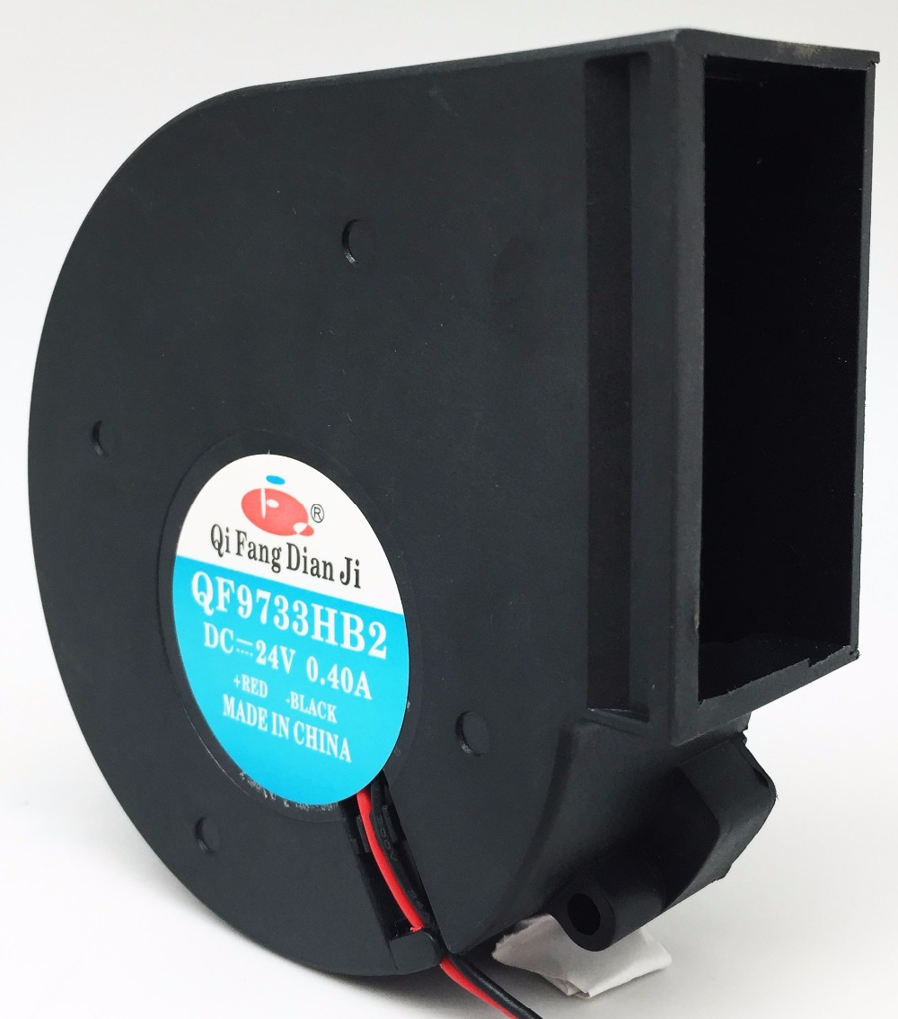 High Pressure 12v Blower Fans : Qfdj large air flow barbeque stove used small high
