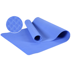 Eco friendly waterproof non slip yoga mat custom