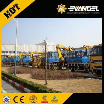 XCMG 12 ton SQ12ZK3Q/SQ12SK3Q ,truck mounted crane outriggers