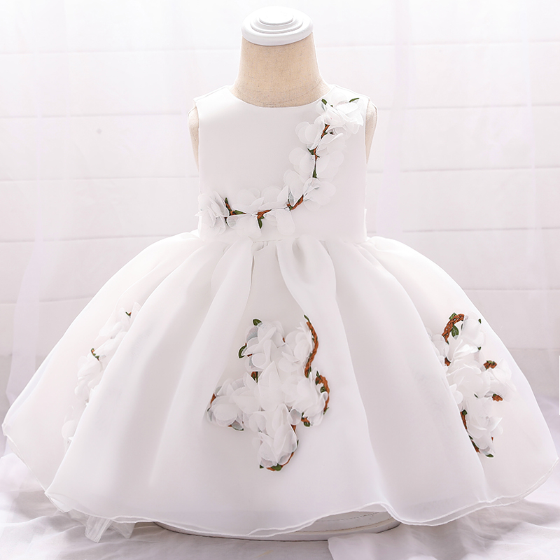 Cheap china wholesale baby frock designs dress models clothing L1883xz