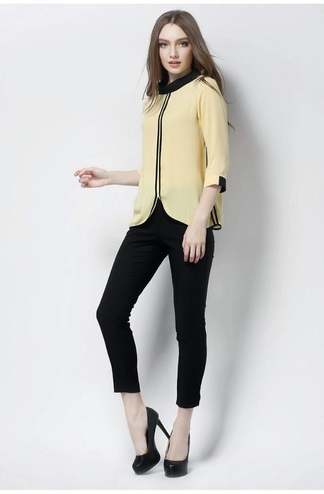 Wholesale Fabrica De La Mujer Ropa Ultimos Blusa Formal Y Pantalones Camisas Y Blusas De Tallas Grandes Identificacion Del Producto 300005749382 Spanish Alibaba Com