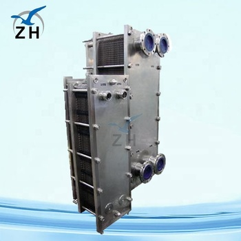 High quality fin tube steam heat exchanger