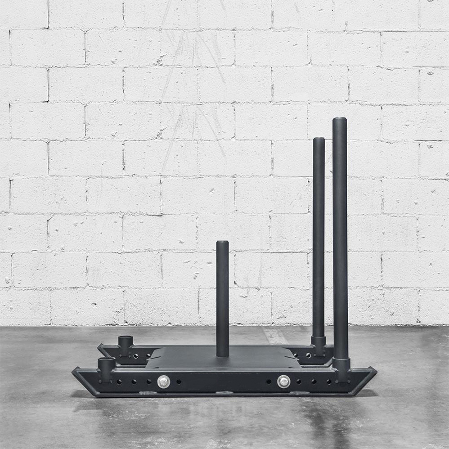 Power training gym sled
