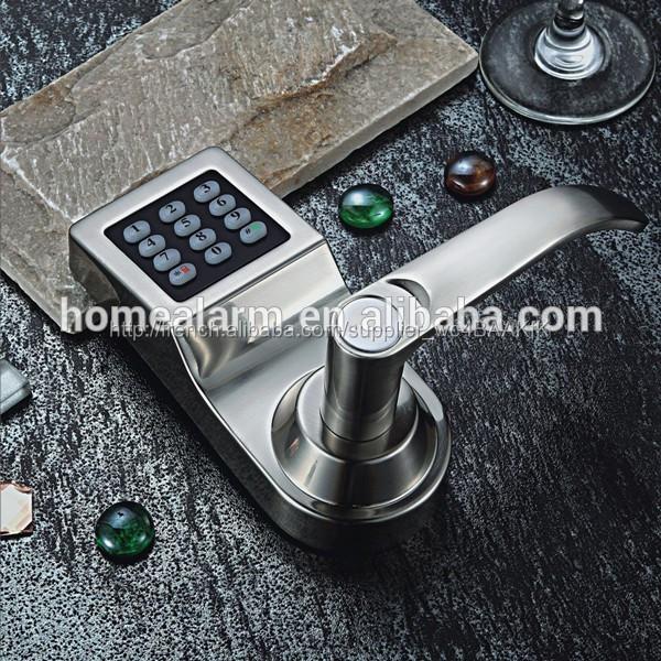 smart home sans fil lectrique carte rfid clavier num rique s curit porte poign e serrures avec. Black Bedroom Furniture Sets. Home Design Ideas