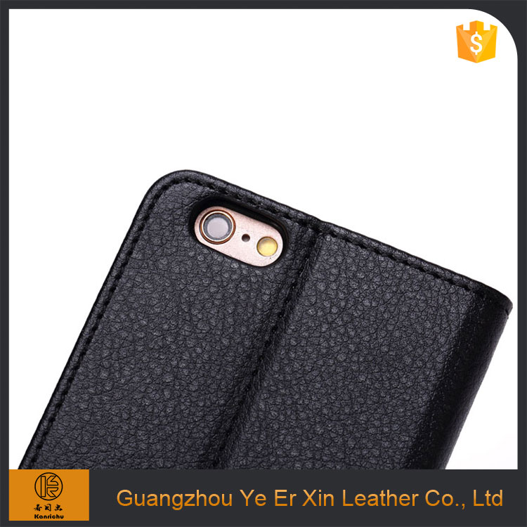 Guangzhou fashion mobile phone cover flip leather phone cases for iphone7
