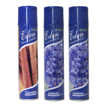 Eco - Friendly Air Freshener Spray Fruit Perfume Home Or Hotel Air Freshener Spray