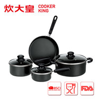 2015 carbon steel real kitchen cookware