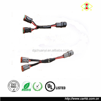Male Dt Waterproof Connector Pigtail To Splice Into Your Existing Light Why Pigtail Wiring on