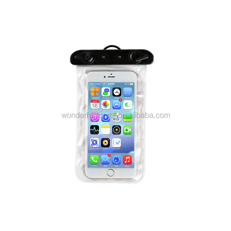Phone Waterproof Bag for phone 4 4S phone 3GS 3G iPod Touch