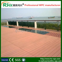 good price wood plastic composite decks flooring board