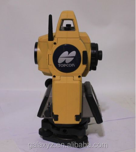 TOPCON TOTAL STATION ES-105 ES105, NONPRISM, PRISMLESS TOTAL STATION, CHEAP TOTAL STATION