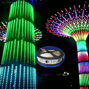 SMD 5050 decoration RGB led flexible strip light for stage DJ light with CE&RoHS