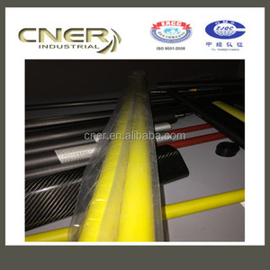 Brand Cner High Rigidity Fiberglass Tube, Fiberglass Hollow Rod, Fiberglass Pipe