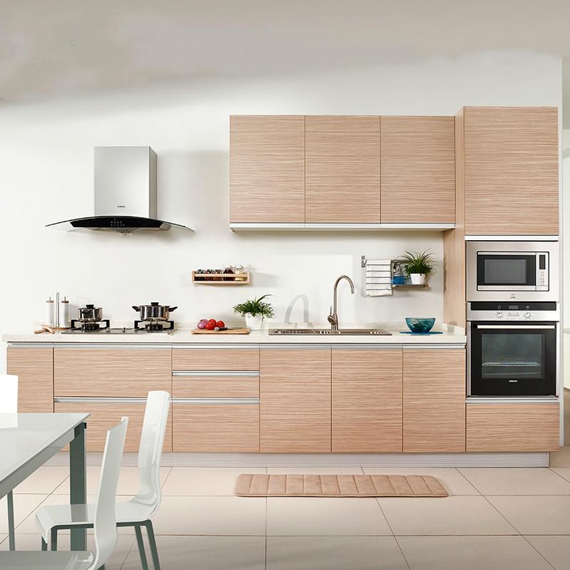 Foshan MFC melamina cucina design del cabinet