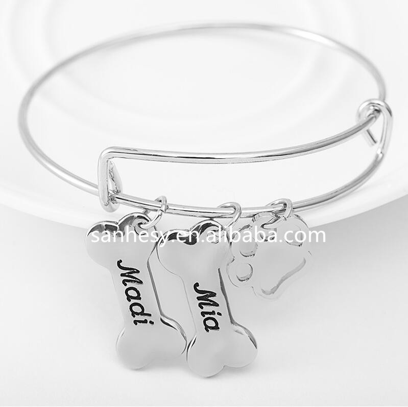 Dropshipping Alloy Personalized Name