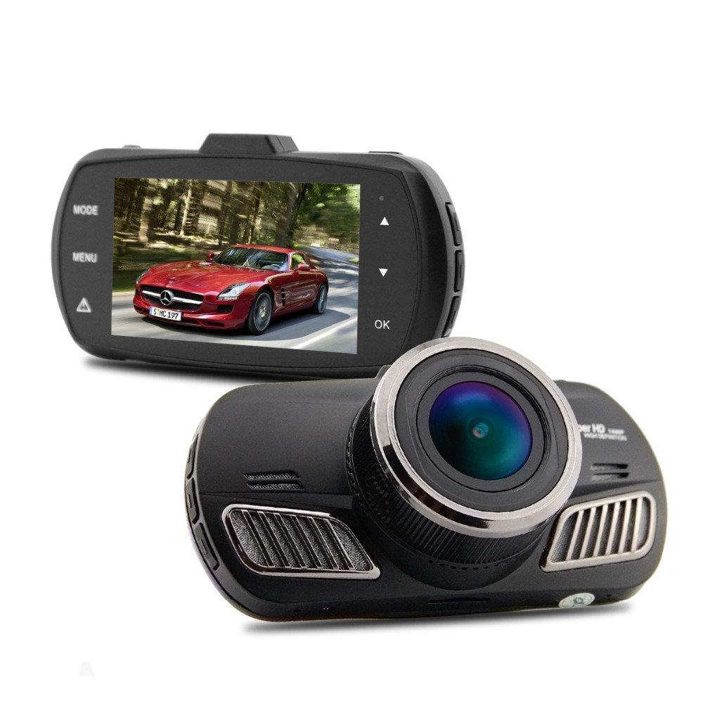 BOYO VTR104HD Front Facing /& Inside Facing HD Camera Dash Cam DVR System