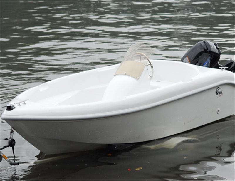 Waterwish Qd 12 Ft Fiberglass Affordable Mini Yacht Price Buy