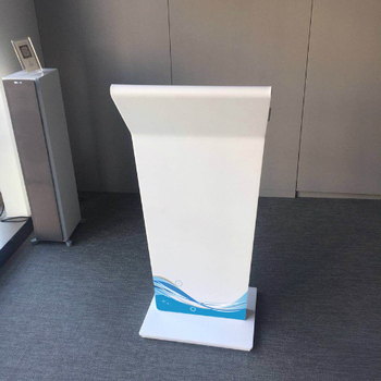 Acrylic Lectern Stand / Acrylic Podium Pulpit Lectern for Church