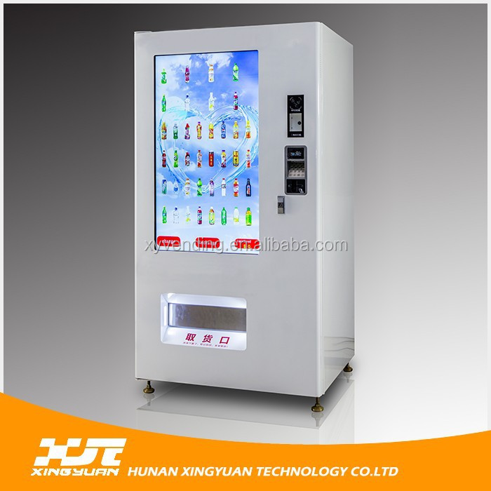 Top qualtiy Black vending machine with cocpetetive price