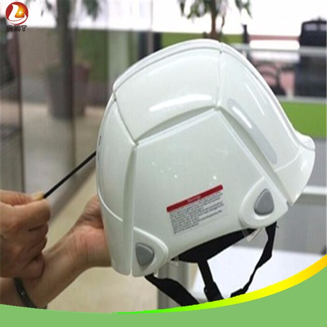 PP+ABS Open Face Safety Helmet Hard Hat Bump Cap Climbing Work Helmet,white