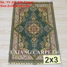 260lines indian carpets hand knotted,100% silk area rugs
