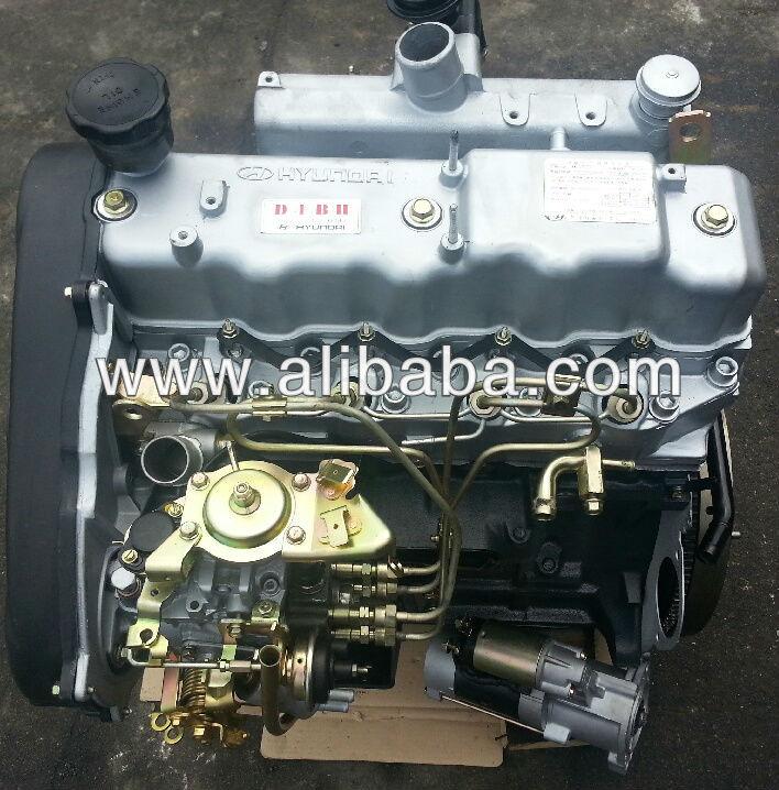 Hyundai Starex Galloper D4bh Compl 232 Te Moteur Remis 192 Neuf