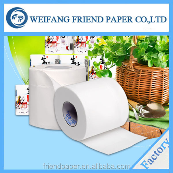 China Shandong Friend lavender scented toilet paper