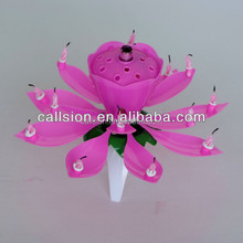 Economical custom design wholesale plastic glow in the dark sparkling candle fireworks