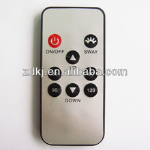IR ceiling fan remote controller