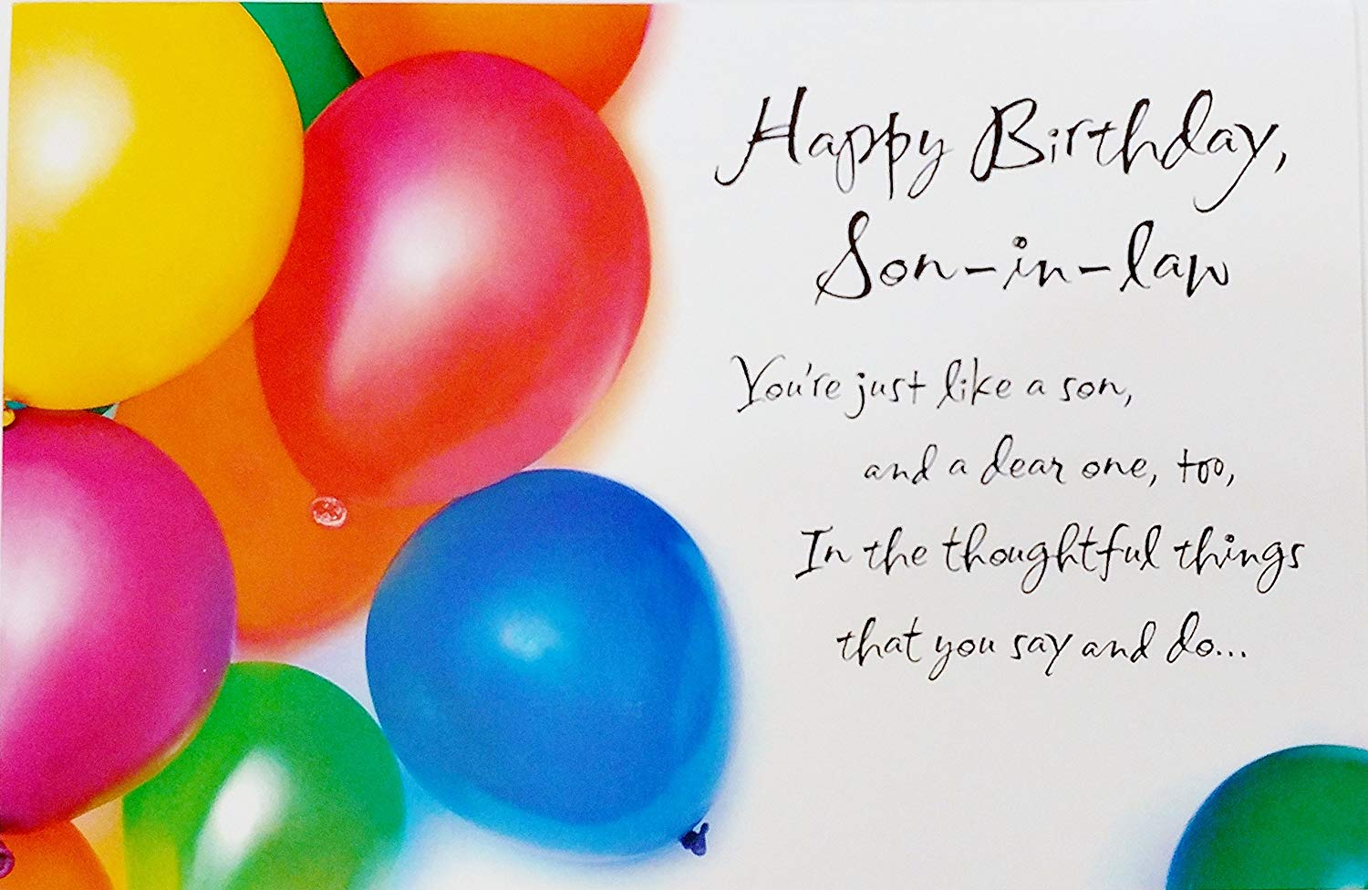 Cheap Birthday Greeting Son Find Birthday Greeting Son Deals On
