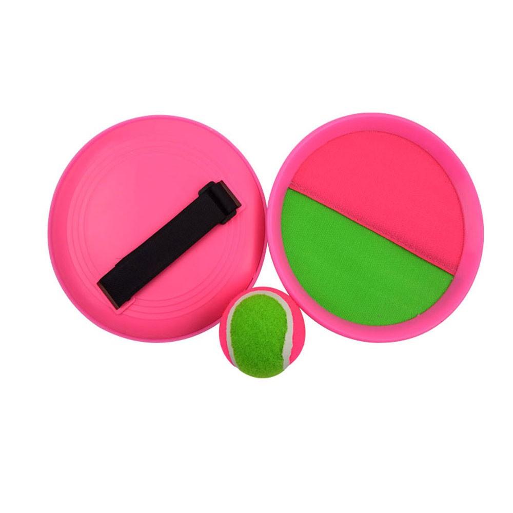 Ad Sucker Ball Outdoor Fun Sports Toy Throw Catch Spike Ball Game Beach Activity Toys