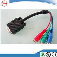 VGA TO RCA POWER CABLE WITH ISO9001