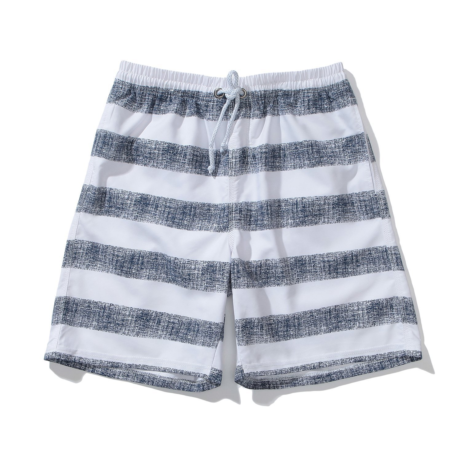 402a68ae07181 Get Quotations · swim trunks for men swim trunks short black and white swimwear  big and tall