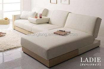 China Wooden Sofa Cum Bed Mechanism Modern Design Sofa Set Ekl226