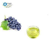 100% Natural Skin Care Organic Grape Seed Oil 100% base cold pressed extra virgin