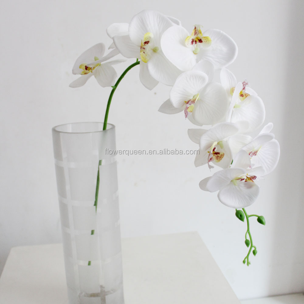 Artificial Orchid Artificial Arrangements Wedding Bouquet
