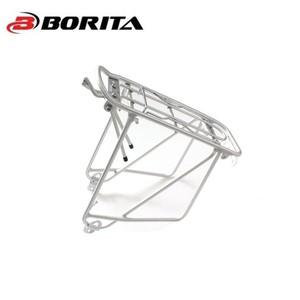 Borita 2016 alloy Rear Carrier for trekking Bike/city Bicycle bike parts for sale