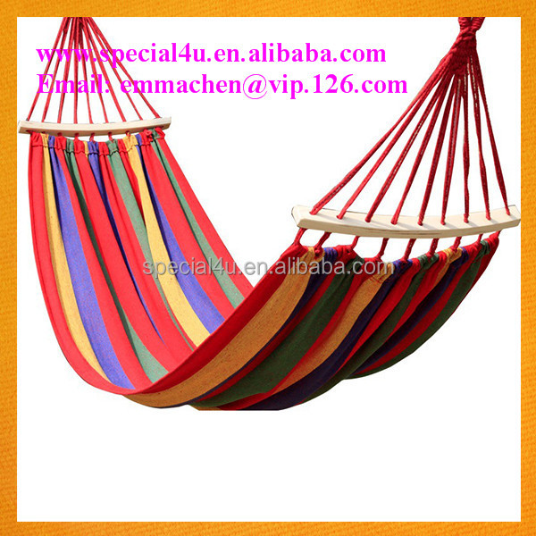 Rainbow Hammocks Stands Cheap Outdoor Hammock Swing SPEC 051