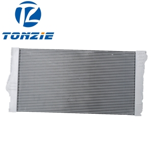 17117562586/17117570096/17118615426 Automotive Engine Parts Auto Water Cooling Radiator For Car F07 F10 F18 F01
