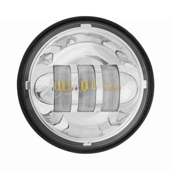 "The Hottest 4-1/2"" 30W Fog Light Motorcycle Led Auxiliary Fog Passing Light for Harley"