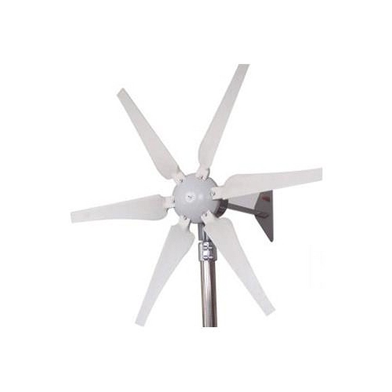 ALEKO WG410 12/24-Volt 6-Blade 400 Watt Wind Generator Wind Turbine