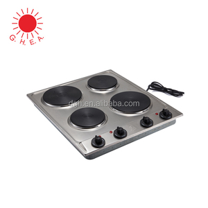 2015 hot sale outdoor kitchen 4 burner electric cooktop
