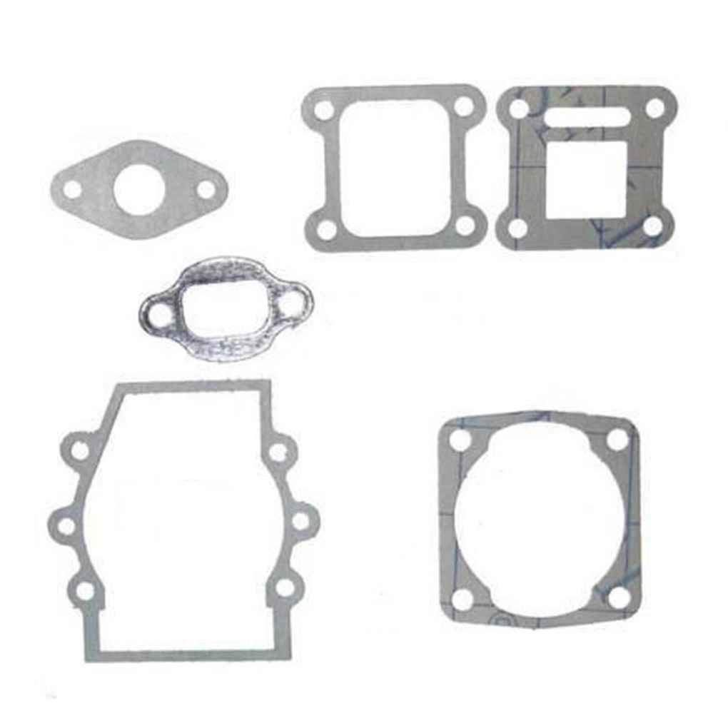 Cocoray 49cc Complete Gasket Set Motorbike Accessory for Mini 2-Stroke Pull Start Dirt Bike QG-50