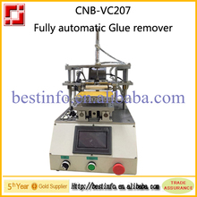 2016 New Full Automatic LCD Glue Remover Machine For Samsung Iphone Touch Panel glue remover