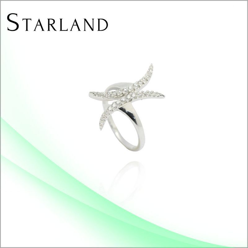Starland 925 Sterling Silver value 925 silver ring CAR1611