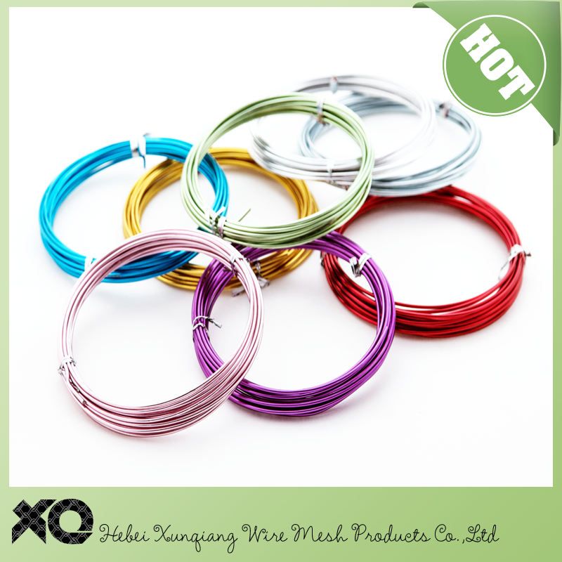 1.5mm Handcrafted Colored Aluminum Wire - Buy Handcrafted Colored ...